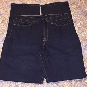 Jeanstar Dark Wash Jeans Sz 12